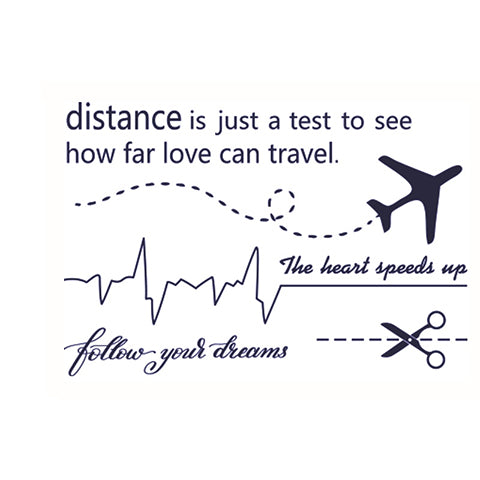 Love And Distance (Semi-Permanent)