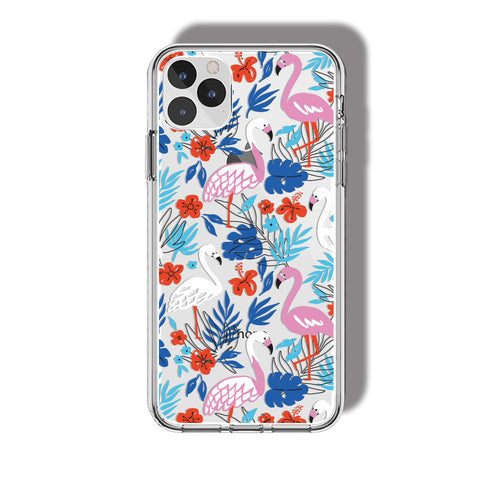 Flamingo-Cases for iPhone 12/12Pro/12Pro Max/12 mini/11/11Pro/11Pro Max/X/XS/XS MAX/XR/7/8/7P/8P