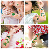 Temporary tattoos diy St. Patrick's Day series-6