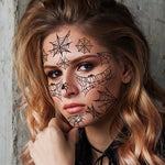 spirit halloween spider temporary tattoos serise-10