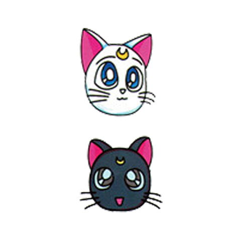 Sailor Moon Cat Luna Artemis