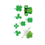 Irish Tricolour Clover Set-7