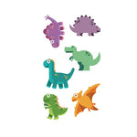 Cartoon Baby Dinosaur Stickers
