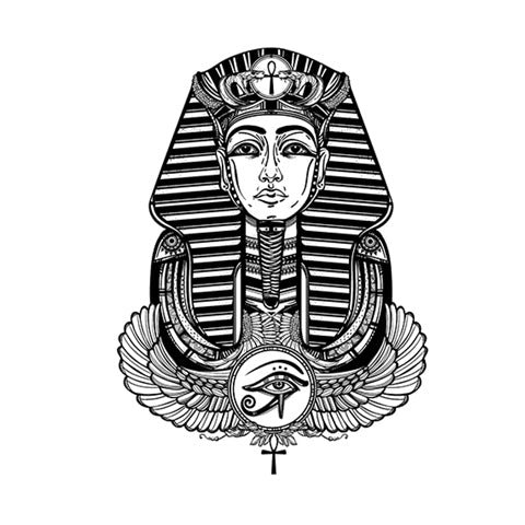 Monochrome Pharaoh (Semi-Permanent)