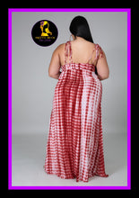 Load image into Gallery viewer, Plus Size Tye Dye Dress