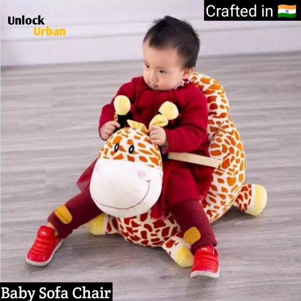 Adorable Baby Sofa Chair - Giraffe