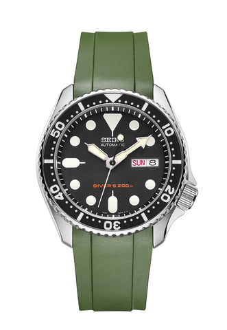 skx007 featuring with Crafter Blue CB10 rubber