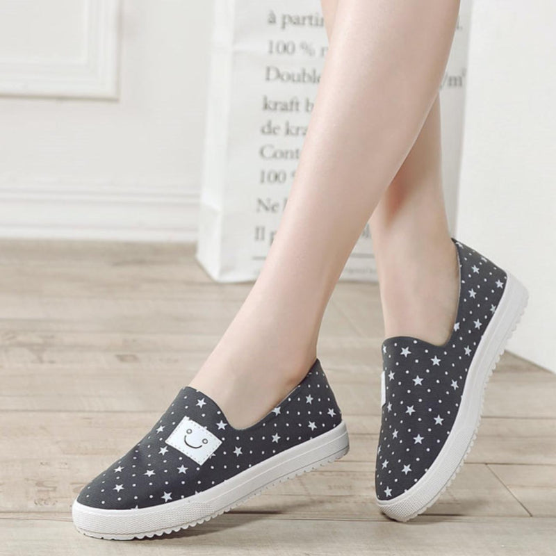 Flat Slip-on Casual Shoes for women