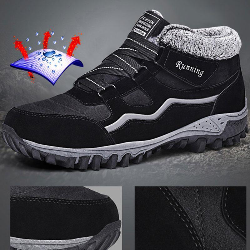 Outdoor Warm Thick Casual Shoes