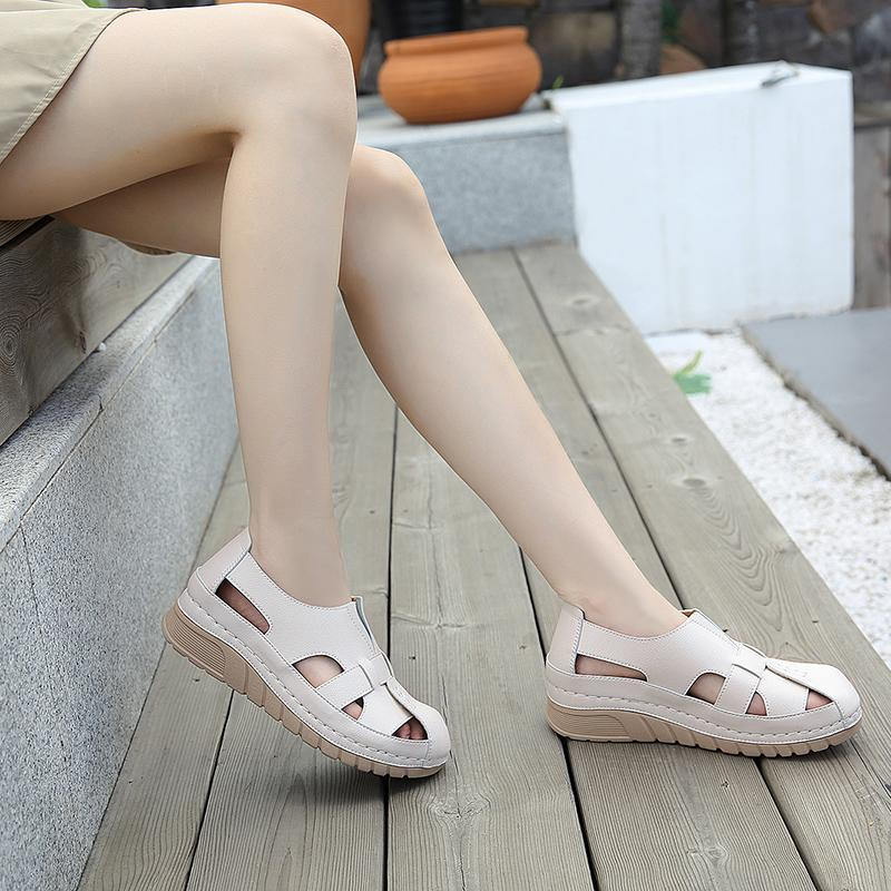 Comfortable Daily One Pedal Women Sandals