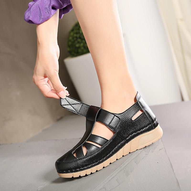 Fashion Leisure Daily Velcro Sandals