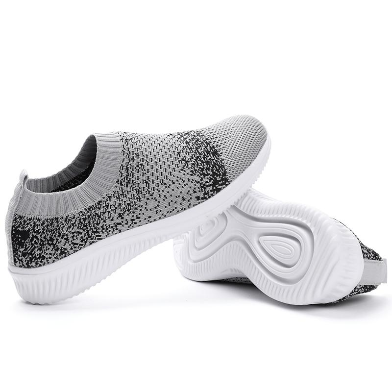 Women Breathable Non-slip One Pedal Sneakers
