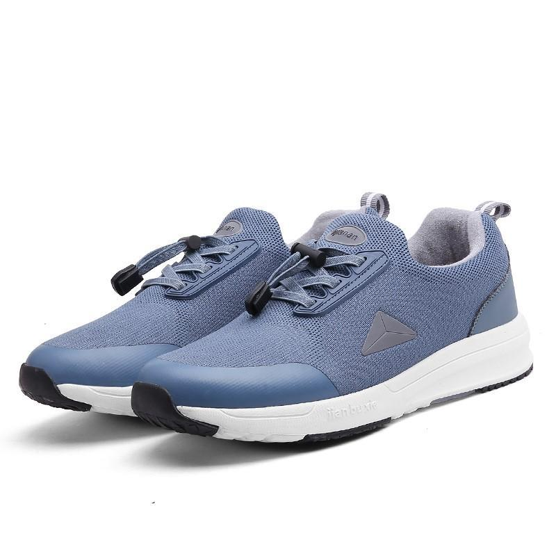 Women's breathable platform fashion sneakers