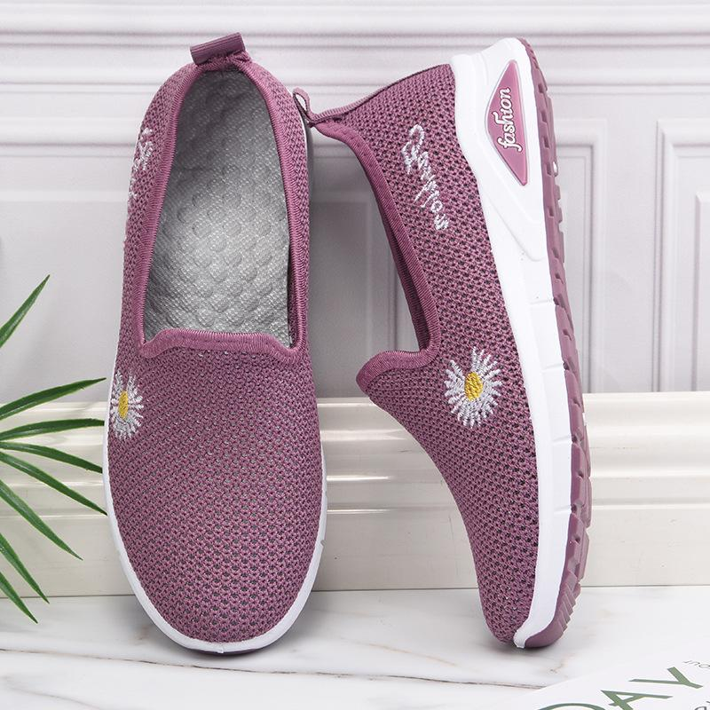 Women's Lightweight, Soft, Breathable And Wear-Resistant Sneakers