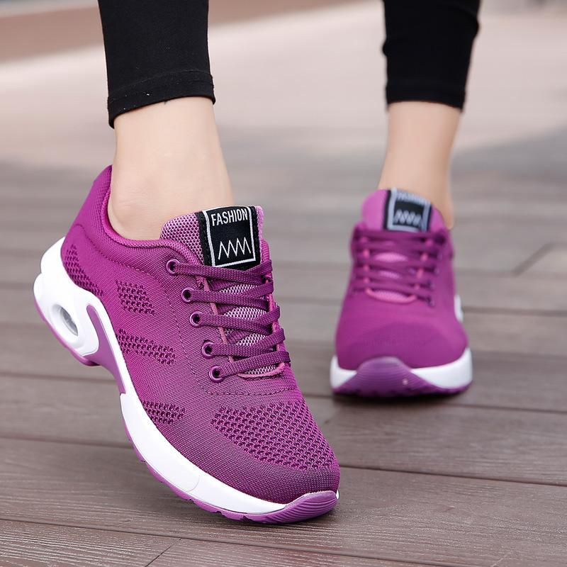 Women's Running Shoes Breathable  Sneakers