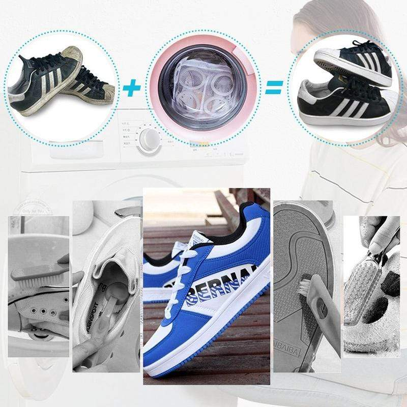 Dacron Shoes Washing Bags