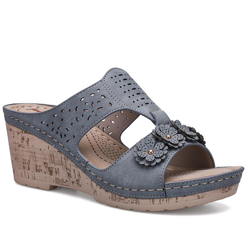 Summer Women Wedge Heels Leisure Sandals