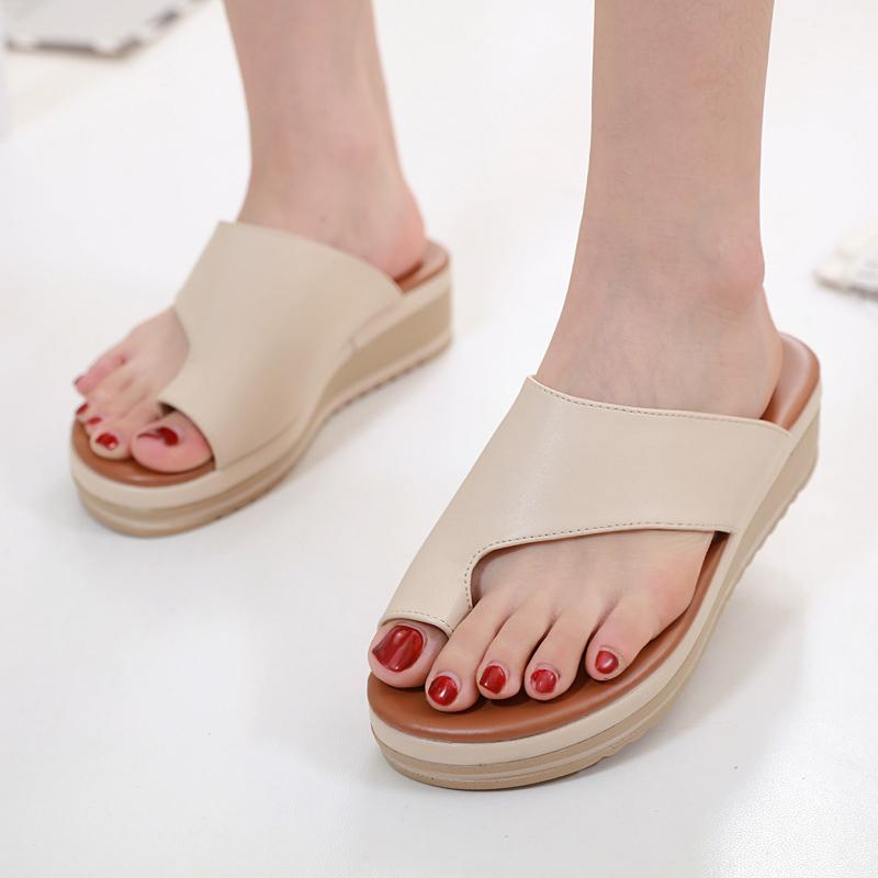 Women Wedge Heels Casual Sandals