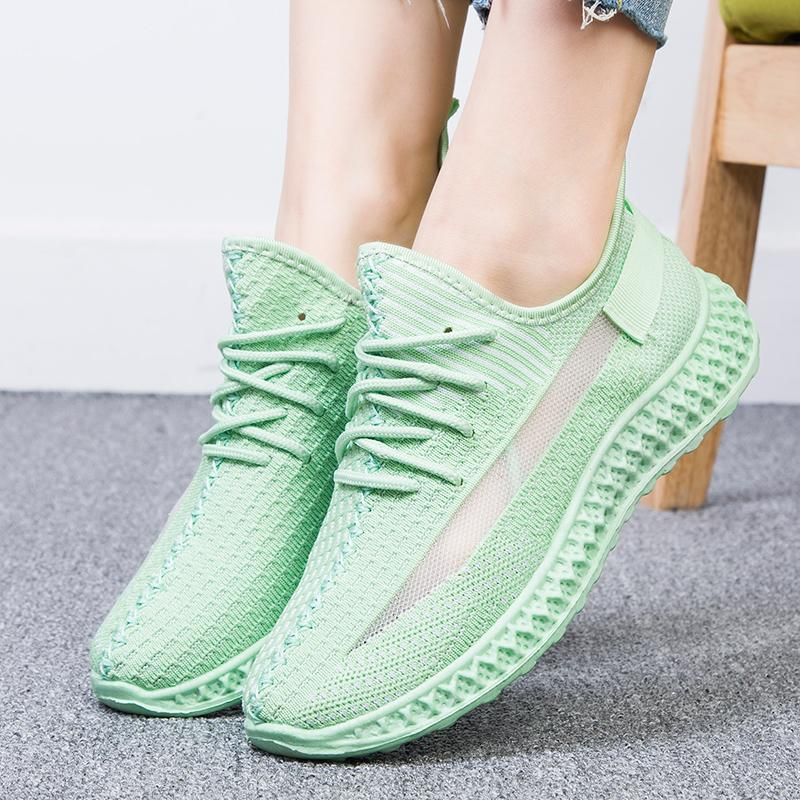 Women Mesh Breathable Sports Sneakers