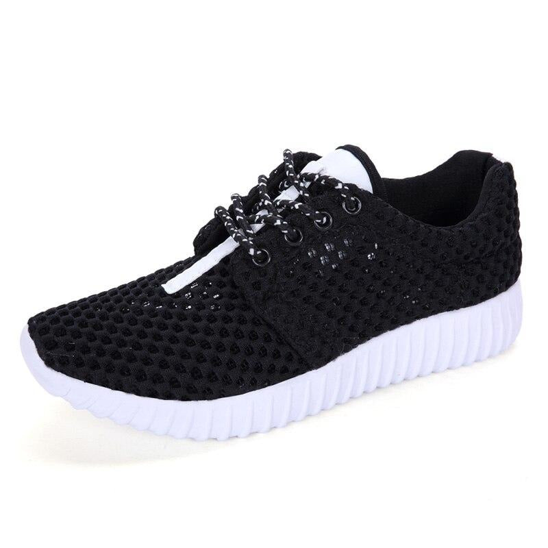 2021 New Mesh Women Lightweight Sneakers Breathable Ladies Casual Shoes