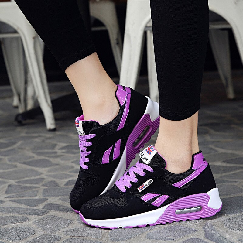 Women Air Cushion Sneakers Outdoor/Running/Sport Shoes