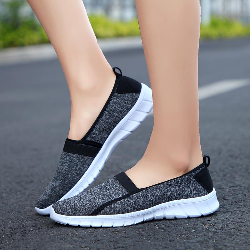 Women Casual One Pedal Sports Shoes