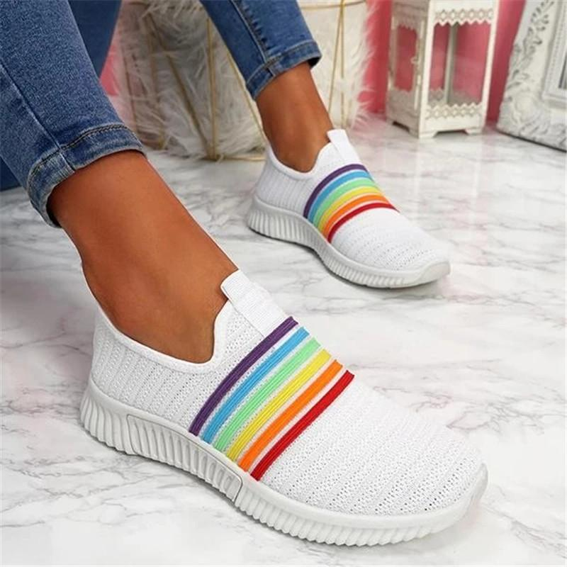 Mesh Breathable Leisure Sneakers