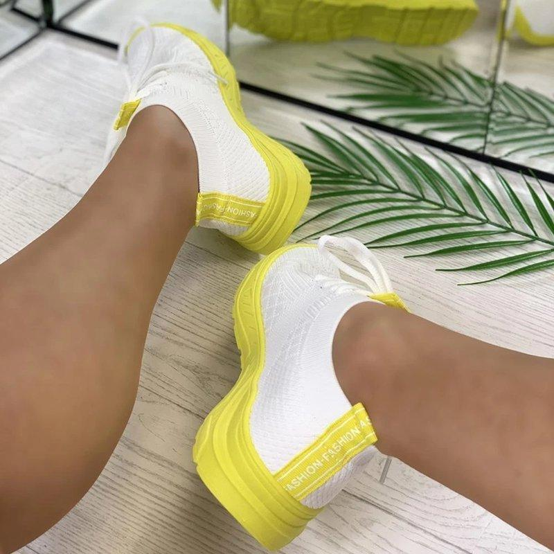 Fabric Daily Sneakers