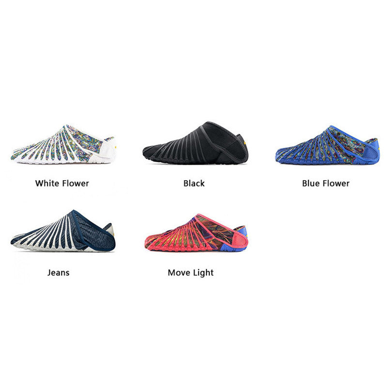 Furroshi Wrapper Shoes