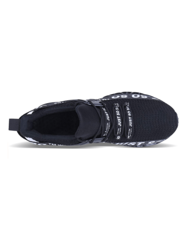 Women's Accel Walking Shoes Midnight Black