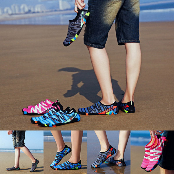 Unisex Aqua Shoes for Swim Surf Yoga Beach Running Boating Snorkeling Diving