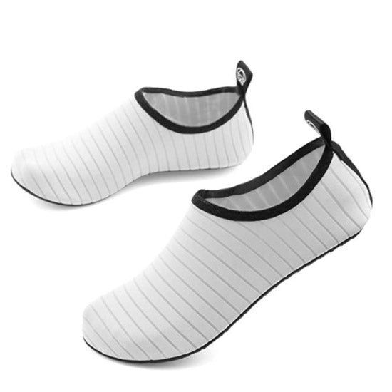 Water Sports Shoes Barefoot Quick-Dry Aqua Yoga Socks Slip-on for Women and Men