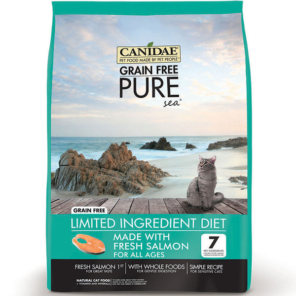 Canidae Cat Pure Sea Salmon 4.54 Kg