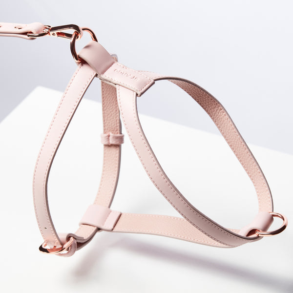 St Argo Harness - Pale Pink