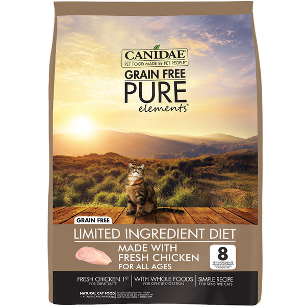 Canidae Cat Pure Elements Chicken 4.54kg