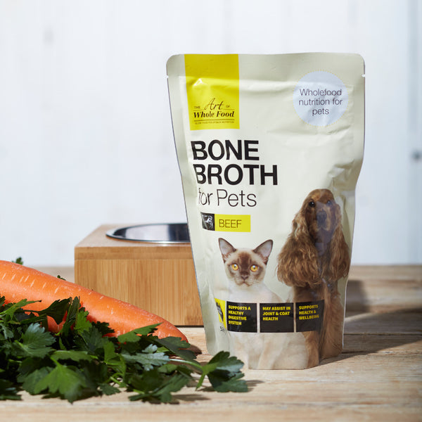 Pet Broth – Beef