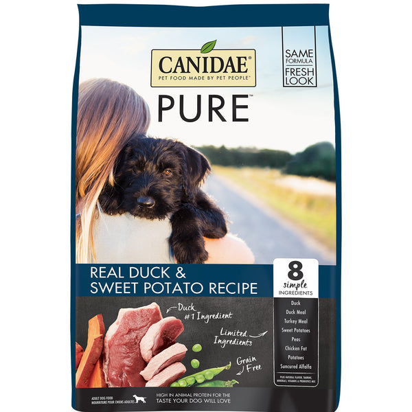 Canidae Dog Pure Sky Duck & Sweet Potato 1.8kg