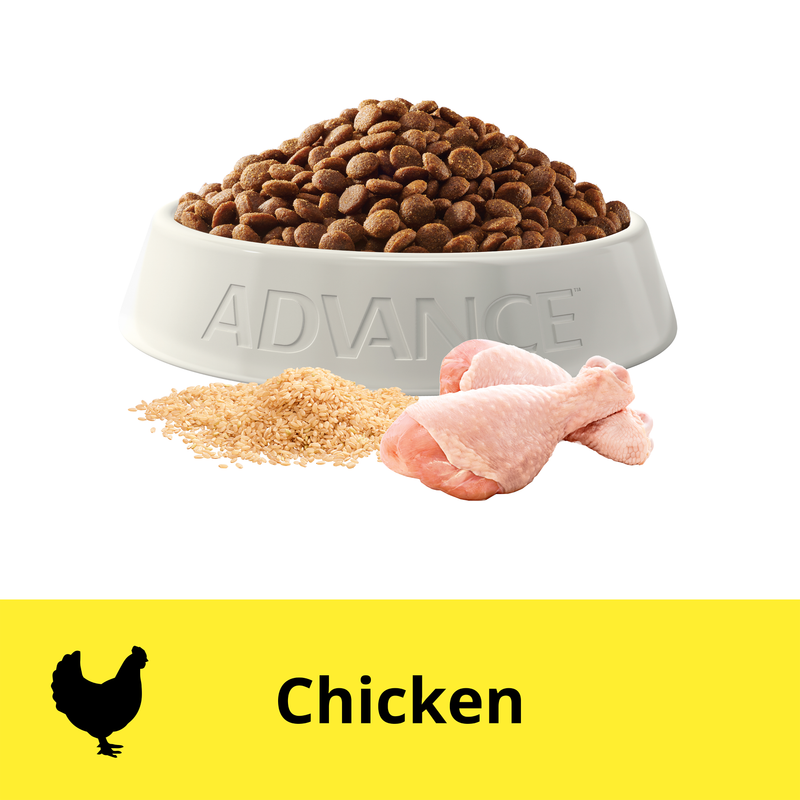 Advance Puppy Plus Growth Chicken All Breed 15kg