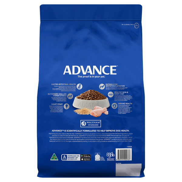 Advance Puppy Plus Growth Chicken All Breed 3kg