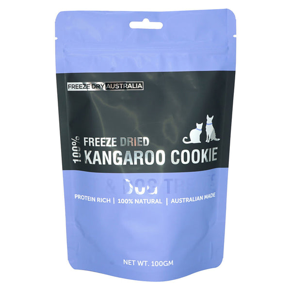 Freeze Dried Kangaroo Cookie 100G