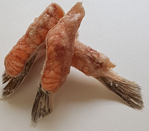 Freeze Dried Salmon Belly 100G