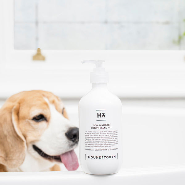 Hugo's Blend No.1  Dog Shampoo - Cleansing & Odour Neutralising