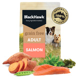 Black Hawk Grain Free Salmon 2.5kg