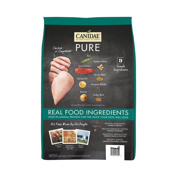 Canidae Dog Pure Healthy Weight Chicken & Pea 5.44kg