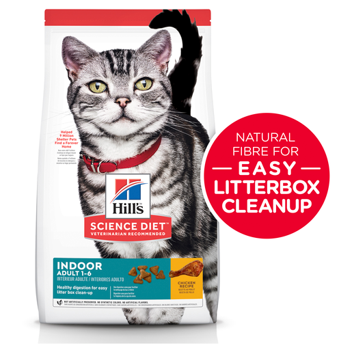 Hills Cat Indoor 2kg (1170hg)