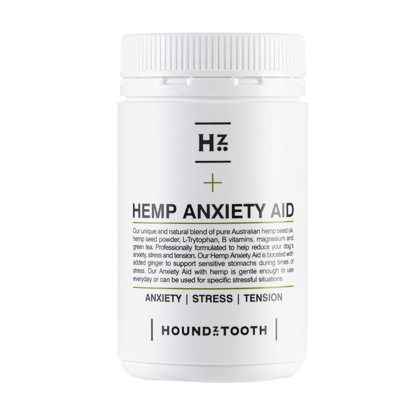 Hemp Anxiety Aid - For Anxiety, Stress & Tension