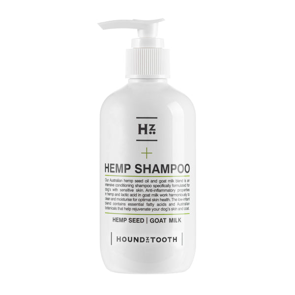 Hemp Shampoo - For Inflamed and Itchy Skin