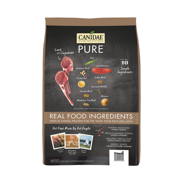 Canidae Dog Pure Elements Lamb And Pea 1.81kg
