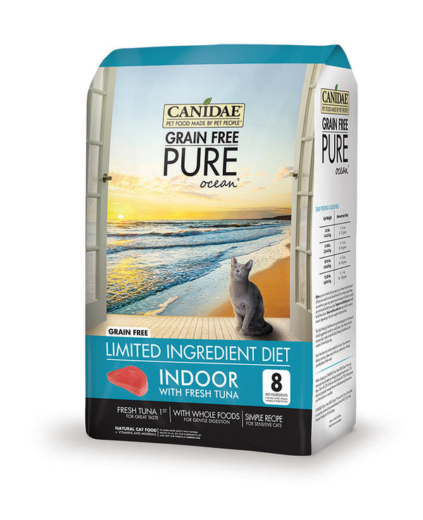 Canidae Cat Pure Ocean Indoor Tuna 4.54kg