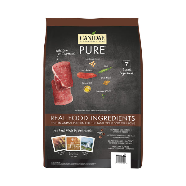 Canidae Dog Pure Wild Boar & Bean 1.8kg
